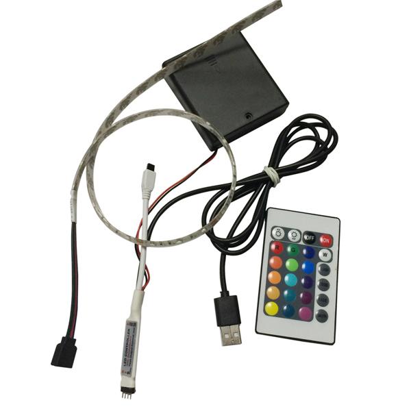 led mit batterie led batterie unterbauleuchte mit sensor schalter led leiste streifen band. Black Bedroom Furniture Sets. Home Design Ideas