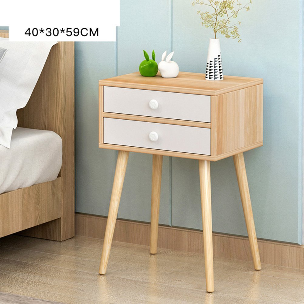 FJIWDTGYHFGT Simple and Modern Small Cabinet,Lockers Bedside Cabinet Mini Bedroom Storage Assembly-G
