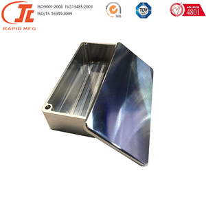 JC rapid MFG made mass production precision milling aluminum cnc machining parts/ CNC aluminum parts for electronic case
