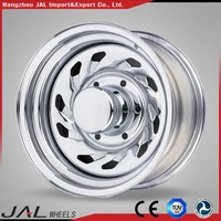 China Supplier Strict balancing control Chrome Steel Car Wheel Rim