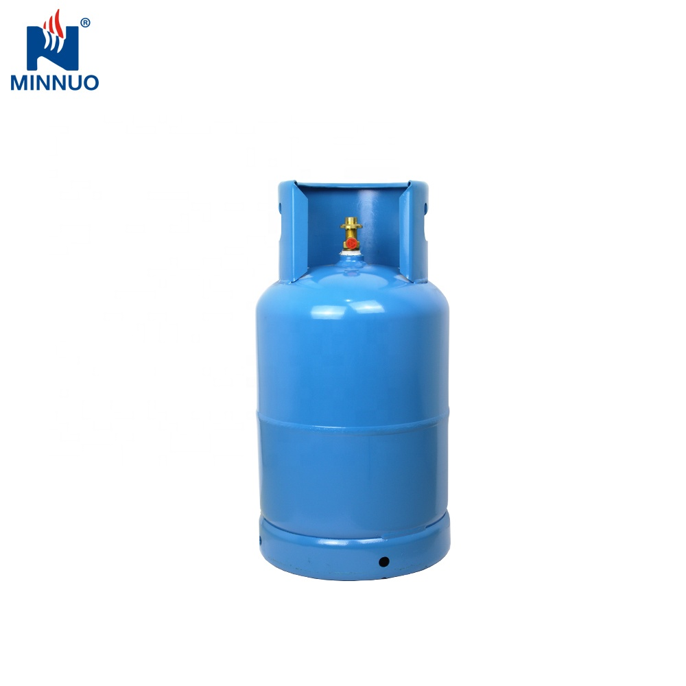 Honduras 12.5kg lpg gas <strong>cylinder</strong> for kitchen with DOT TPED certifications
