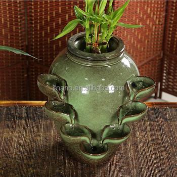 Creative Home Decorations Handmade Ceramic Water Fountain