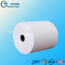 57mm*40mm thermal cashier POS paper roll