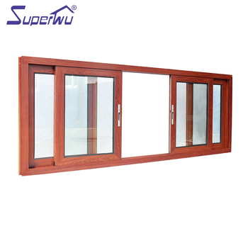 Aluminum Sliding Window Price Philippines New Design Wooden Color ...