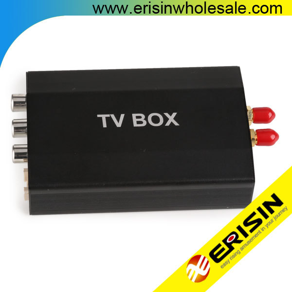 Erisin ES255 Car DVB-T Digital TV Box Support H.264