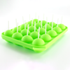 Small Lollipop Food Grade Silicone Cake Ice Chocolate Candy DIY Mold baking pan