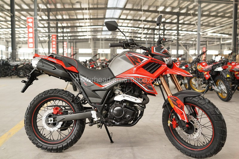 Off Road Dirt Bike Tekken 250 Cross Over Motorcycles