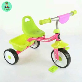 Cheap Wholesale Kids Ride On Car For Child Baby Three Wheels Bicycle