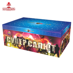 160 shots great quality factory price pyrotechnics cake fireworks from China