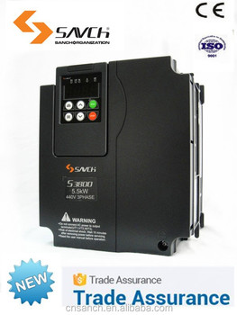22kw close-loop permanent magnet synchronous motor drive inverter