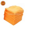 Orange color Microfiber Car Cleaning TowelCar Cleaning Cloth Wash Products Dust Tools Car Wash towels
