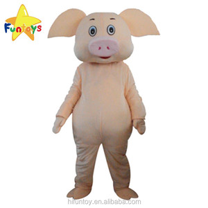 Funtoys CE Wholesale Made Pig Carnival Mascot Costumes China