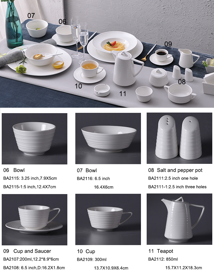 Ceramic Tableware factory