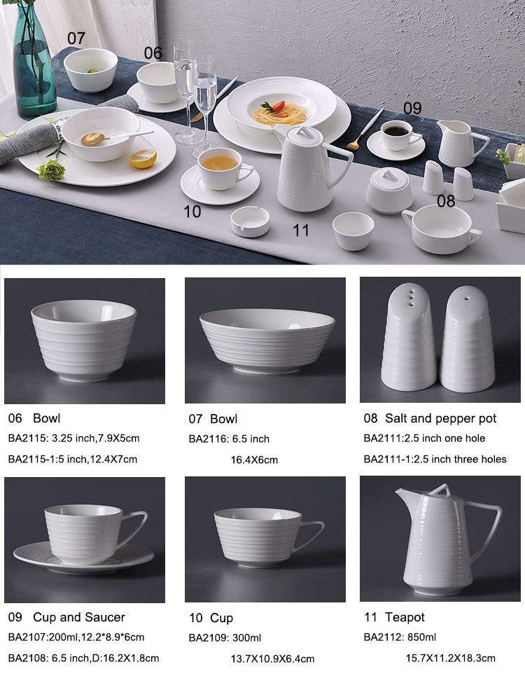 Ceramic Tableware factory