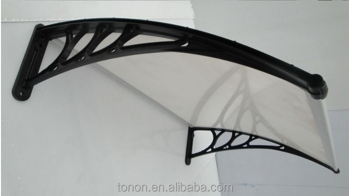 polycarbonate canopy, protect sun and rain canopies /Canopies, Balcony Awnings Bracket/canopies used sale