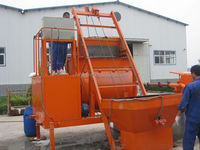 New designed automatic Foam Concrete Machine for Cast-in-place on sale
