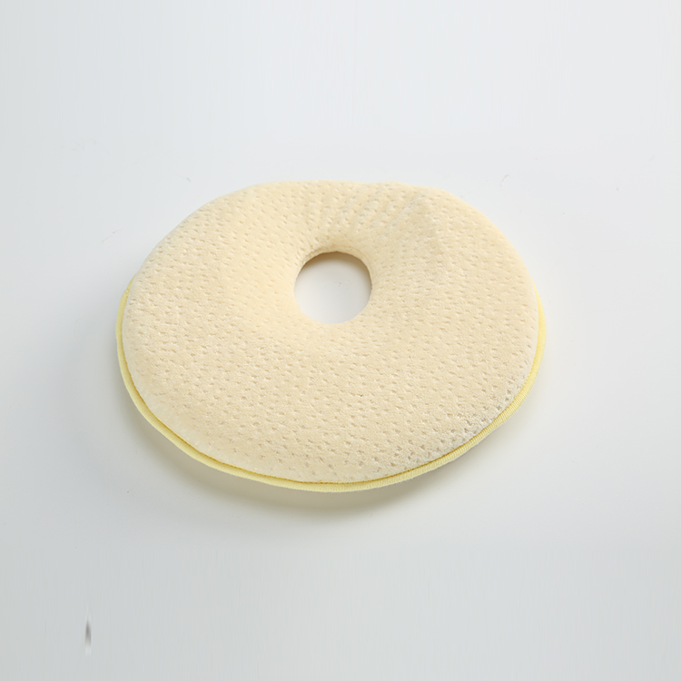 Orthopedic head position hot pillow memory foam baby pillow