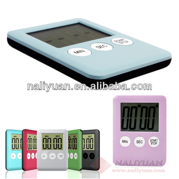 Manufacturer supply MP4 shape digital usb timer