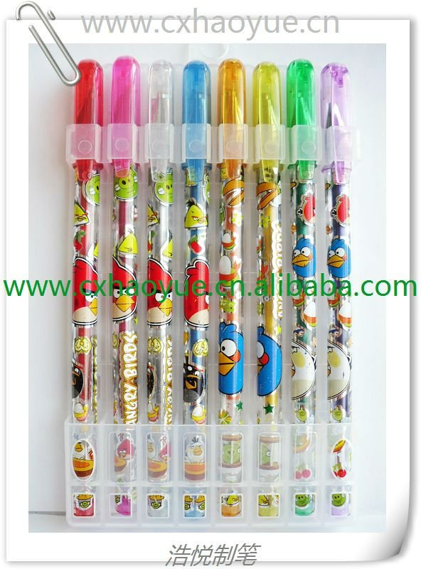 tatoo gel pens