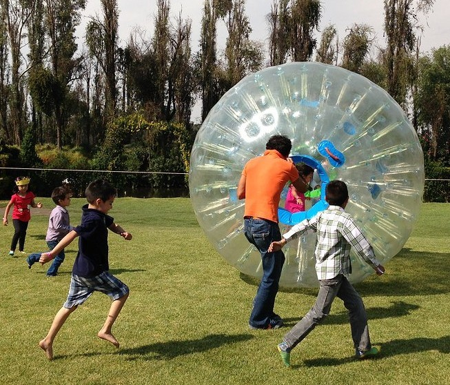 Fun and exciting inflatable clear plastic water ball/inflatable water zorb ball