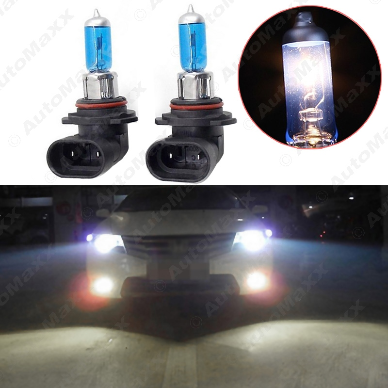 20Pcs White 9006 HB4 12V 55W/100W Car Fog Lights Halogen