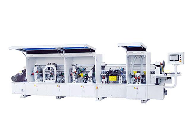 Houtbewerking Rand Hoek Trimmen Afronding PVC Banding Machine MFZ606 Edge Bander Automatische Machine