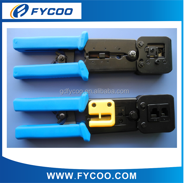 Ez 8p 6p 4p Plug Crimp Tools, EZ rj45 connectors tool