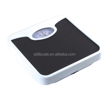Hot Sale Bathroom Scales Dial Type Body Weighing Scale