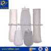 suzhou huilong supply high quality 25 micron filter bags water filter bag long type bag