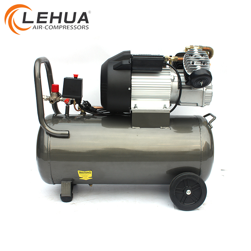 2.2KW 220V 50Hz Direct Aangedreven Zuiger Draagbare Luchtcompressor