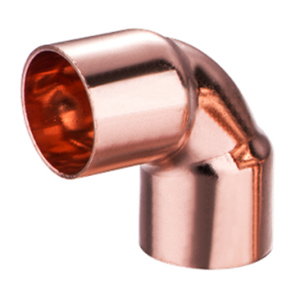 WE500 90Degree Short Radius Copper Elbow pipe fittings