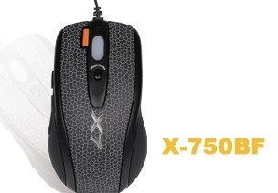 A4TECH X-750BF MOUSE DRIVERS FOR PC