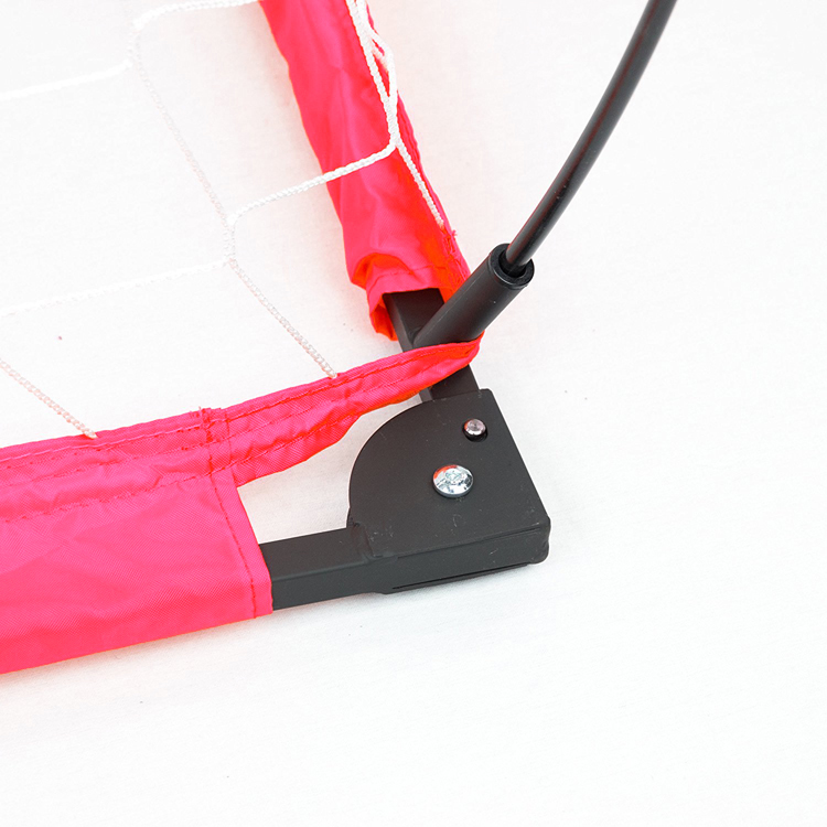Fast Set Up Portable Folding Soccer Goal Post