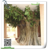 SJRS-05 artificial tree trunk for wall decor metal tree cheap artificial tree no leaves