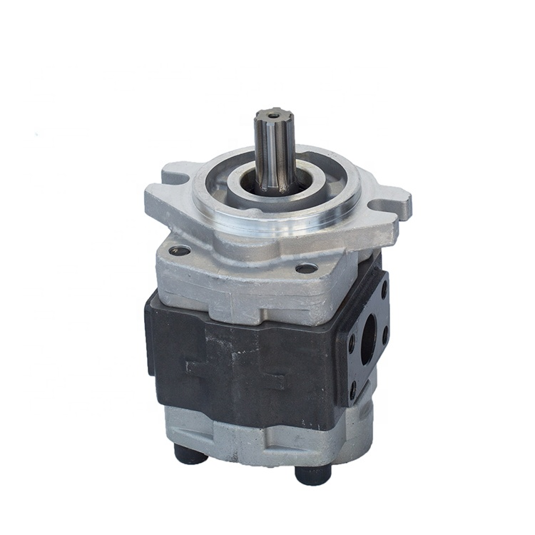 Shimadzu & Kyb Series Sgp Hydraulic Gear Pump, Kayaba Aluminum Rotary Oil Pump SGP1 SGP2 for Forklift Credit Seller
