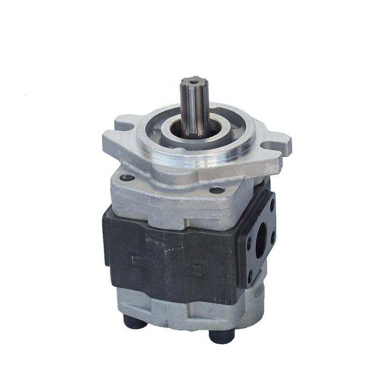Shimadzu & Kyb Series Sgp Hydraulic Gear Pump, Kayaba Aluminum Rotary Oil Pump SGP1 SGP2 for Forklift Credit Seller