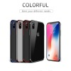 VMAX Crystal Clear Soft TPU Case Slim Fit Transparent Flexible Premium Cover [for Wireless Charger Compatible] for iPhone 10 / X