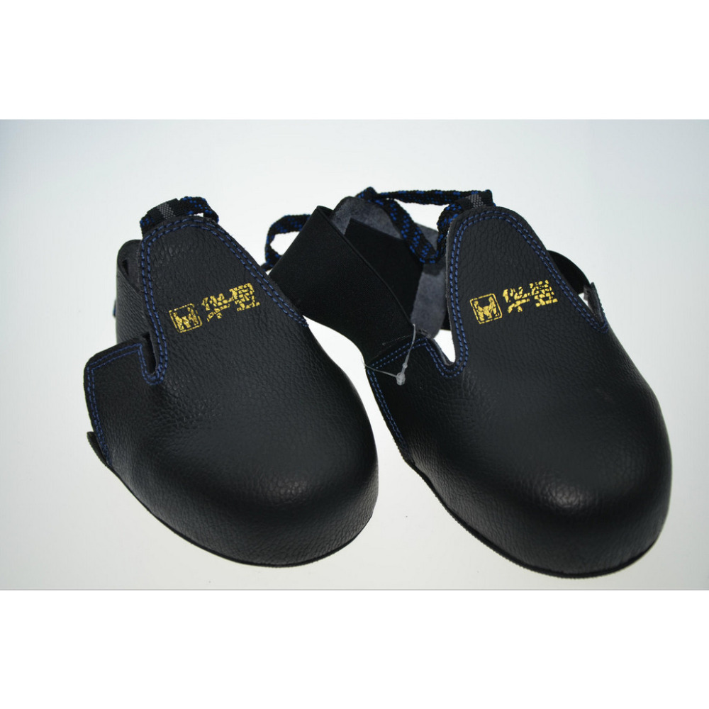 Black Shoe Toe Covers