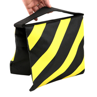 Yellow Sand Bag Photo Studio For Light Stand