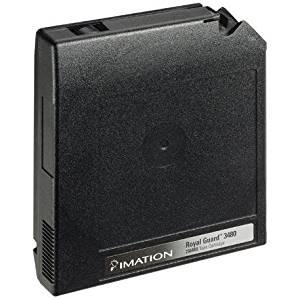 Imation 40467 New Sealed 1/2 Inch 3480 250MB Royal Guard Data Tape