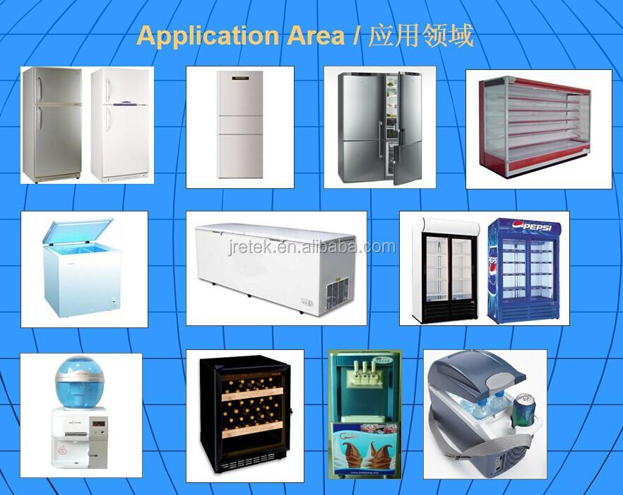 Ral-9016 Painting Aluminum Plate Roll Bond Evaporator Refrigerator ...