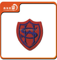China high quality cheap custom uniform blazer badges