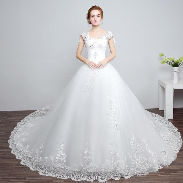 Latest Wedding Gown Designs, Latest Wedding Gown Designs Suppliers ...