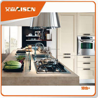 Long lifetime factory directly shaker panel door birch wood china kitchen furniture maker
