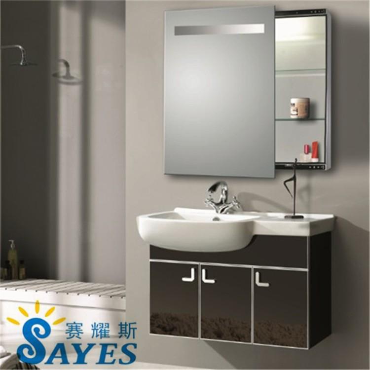 Metal Bathroom Mirror Cabinet,Hot Sale Aluminum Bathroom Lighting ...