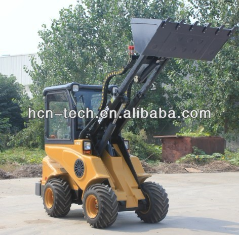 hot sale small compact loader