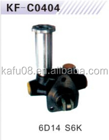 6D14 S6K Fuel Injection Pump for excavator