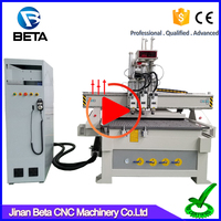 Low cost! BETA wood carving wooden door design cnc router machine for furniture plywood cabniet