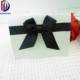 Wholesale custom gift packaging pre-tied bows, paper envelopes ribbon