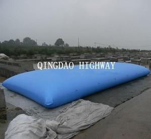 Mobile Soft Large Water Storage Bags For Emergency And Temporary